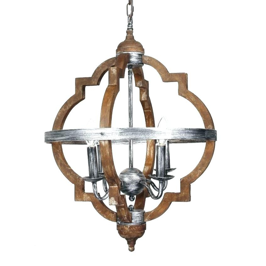 2018 Bennington Candle Style Chandelier – Realinsight (View 2 of 25)