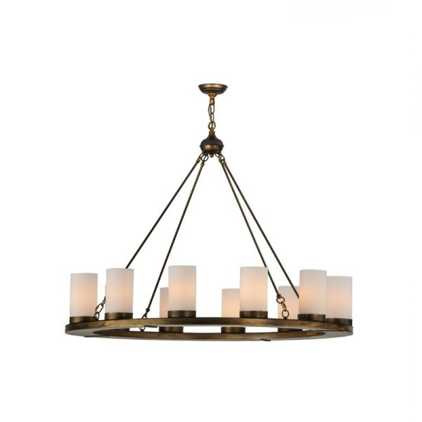 2018 Chandeliers – Farmhouse Touches Pertaining To Bramers 6 Light Novelty Chandeliers (Gallery 18 of 25)