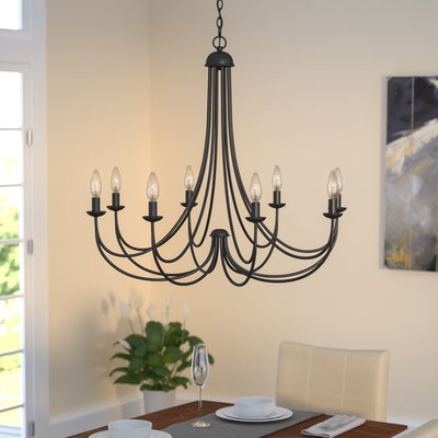 2018 Giverny 9 Light Candle Style Chandeliers Intended For Fixer Upper: Yours, Mine, Ours And A Home On The River (View 1 of 25)
