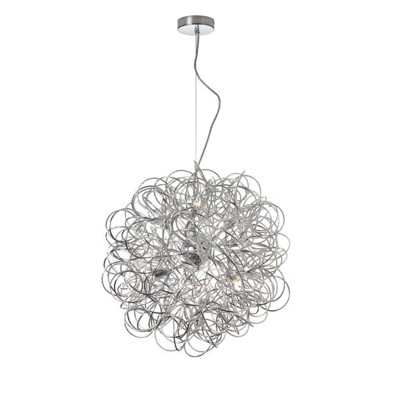2018 Gregoire 6 Light Globe Chandeliers Regarding Gardner 6 Light Globe Chandelier (Gallery 22 of 25)