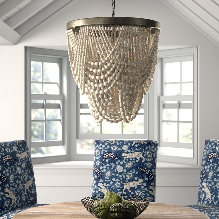 2018 Hatfield 3 Light Novelty Chandeliers With Hatfield 3 Light Novelty Chandelier (Gallery 1 of 25)