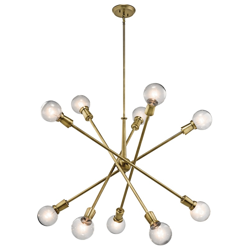 2018 Nz & Imported Premium Lighting & Design In Takapuna Beach In Everett 10 Light Sputnik Chandeliers (View 16 of 25)