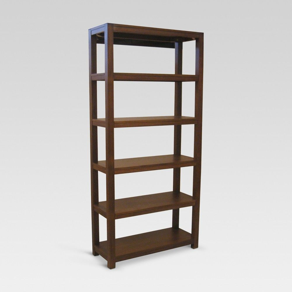 2019 Bostic Geometric Bookcases With Regard To Bring Traditional Design To Any Room With The Parsons 5 (Gallery 10 of 20)