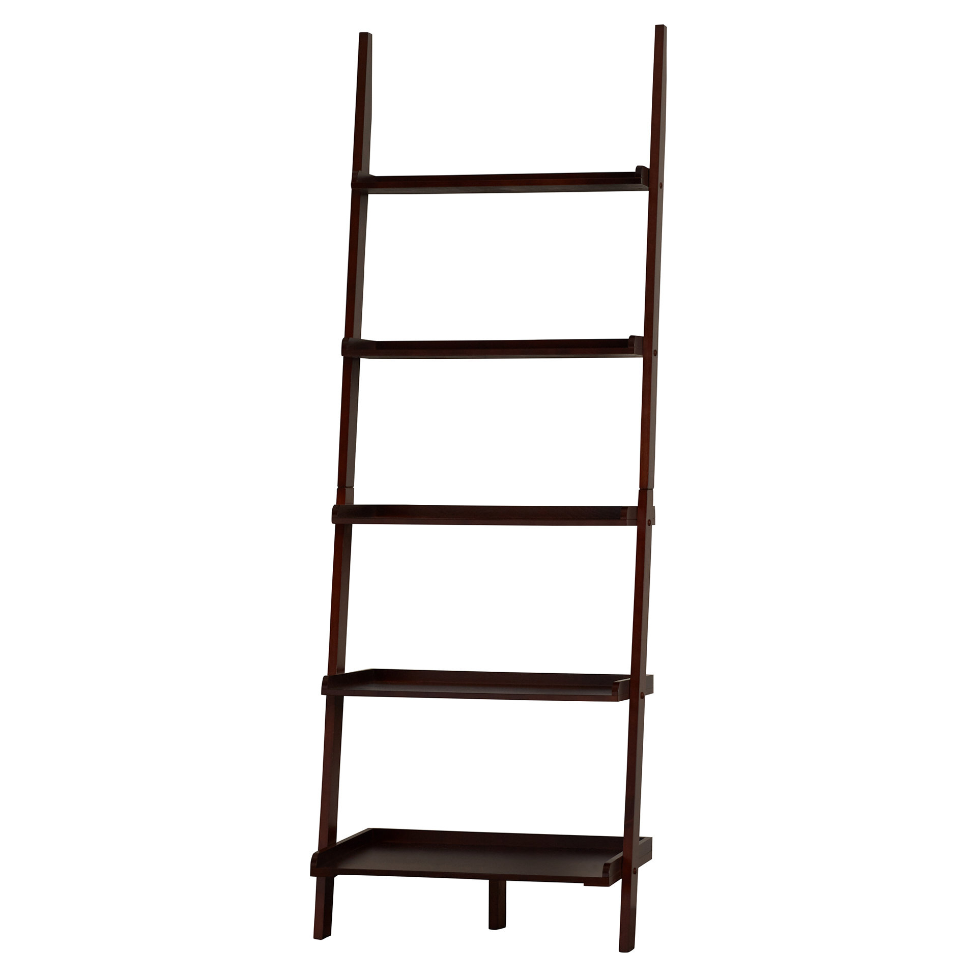 2019 Gilliard Ladder Bookcases With Regard To Three Posts Gilliard Ladder Bookcase (View 9 of 20)