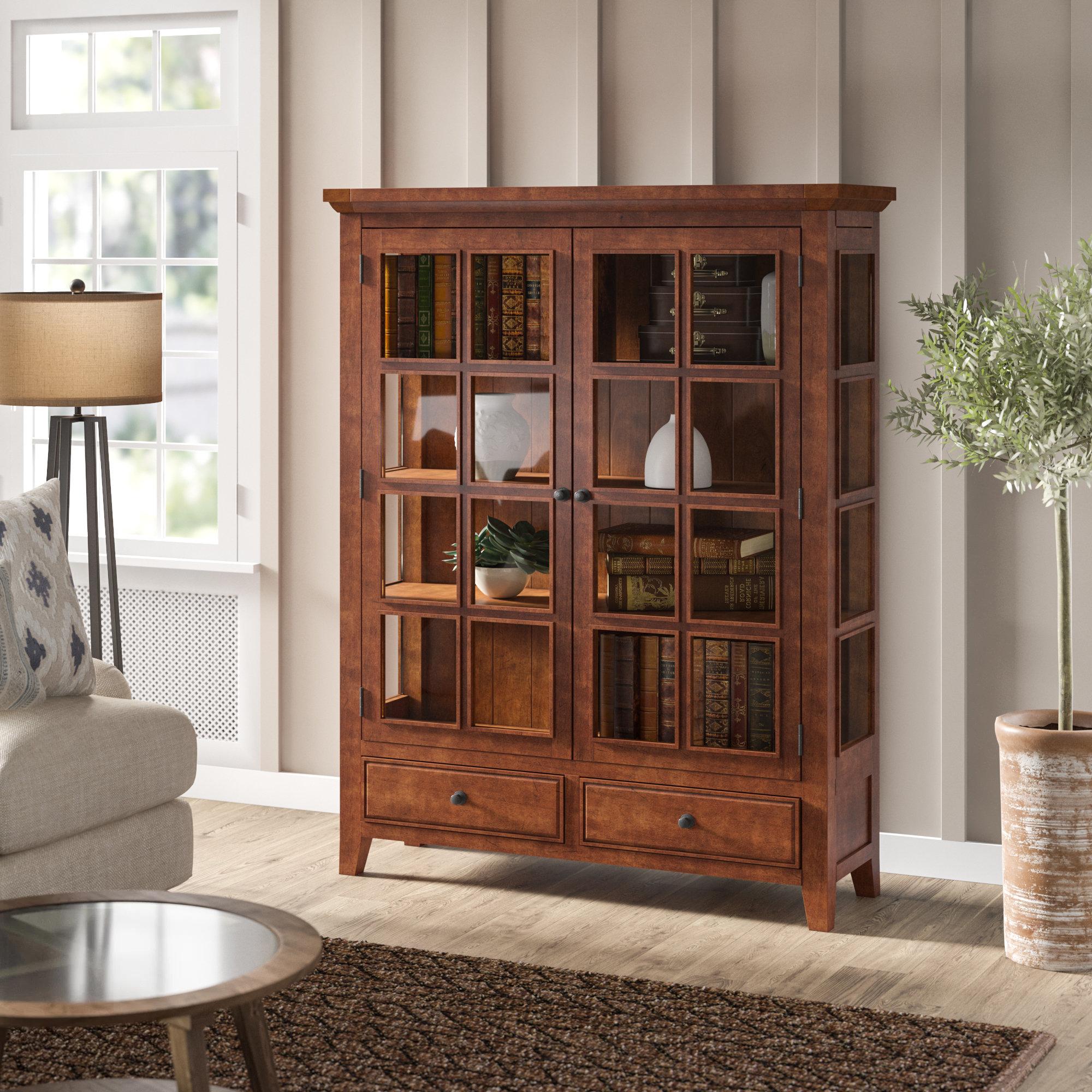 2019 Harris Standard Bookcase With Regard To Cerrato Standard Bookcases (Gallery 15 of 20)