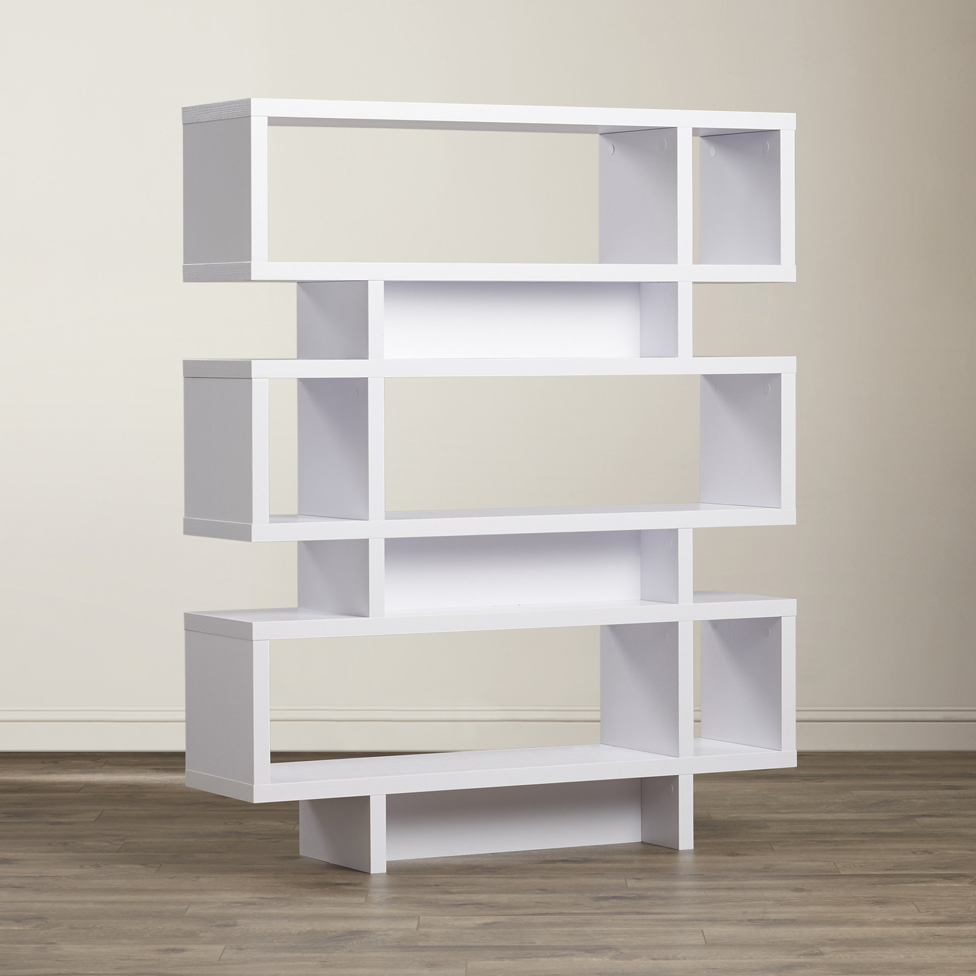 Featured Photo of Carnageeragh Geometric Bookcases