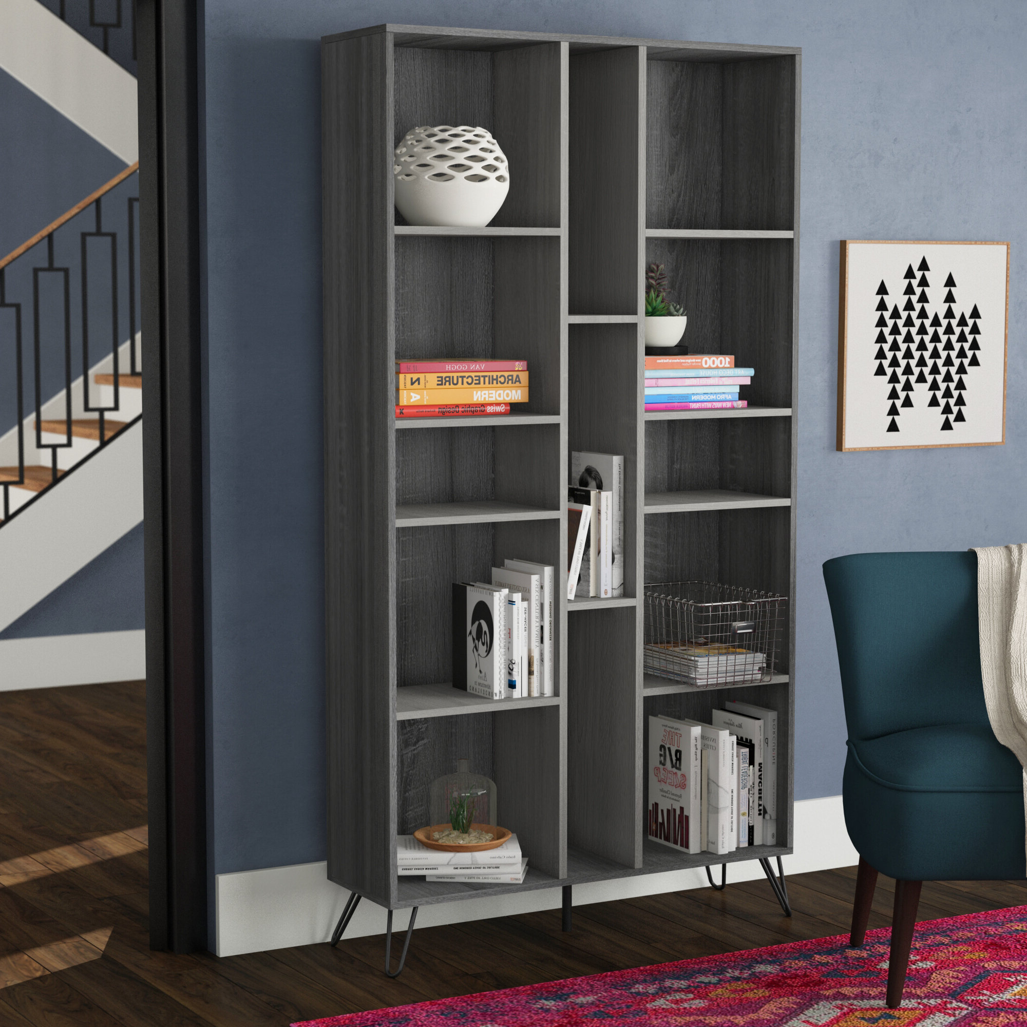 2020 Goetsch Standard Bookcase Inside Moeller Standard Bookcases (View 2 of 20)