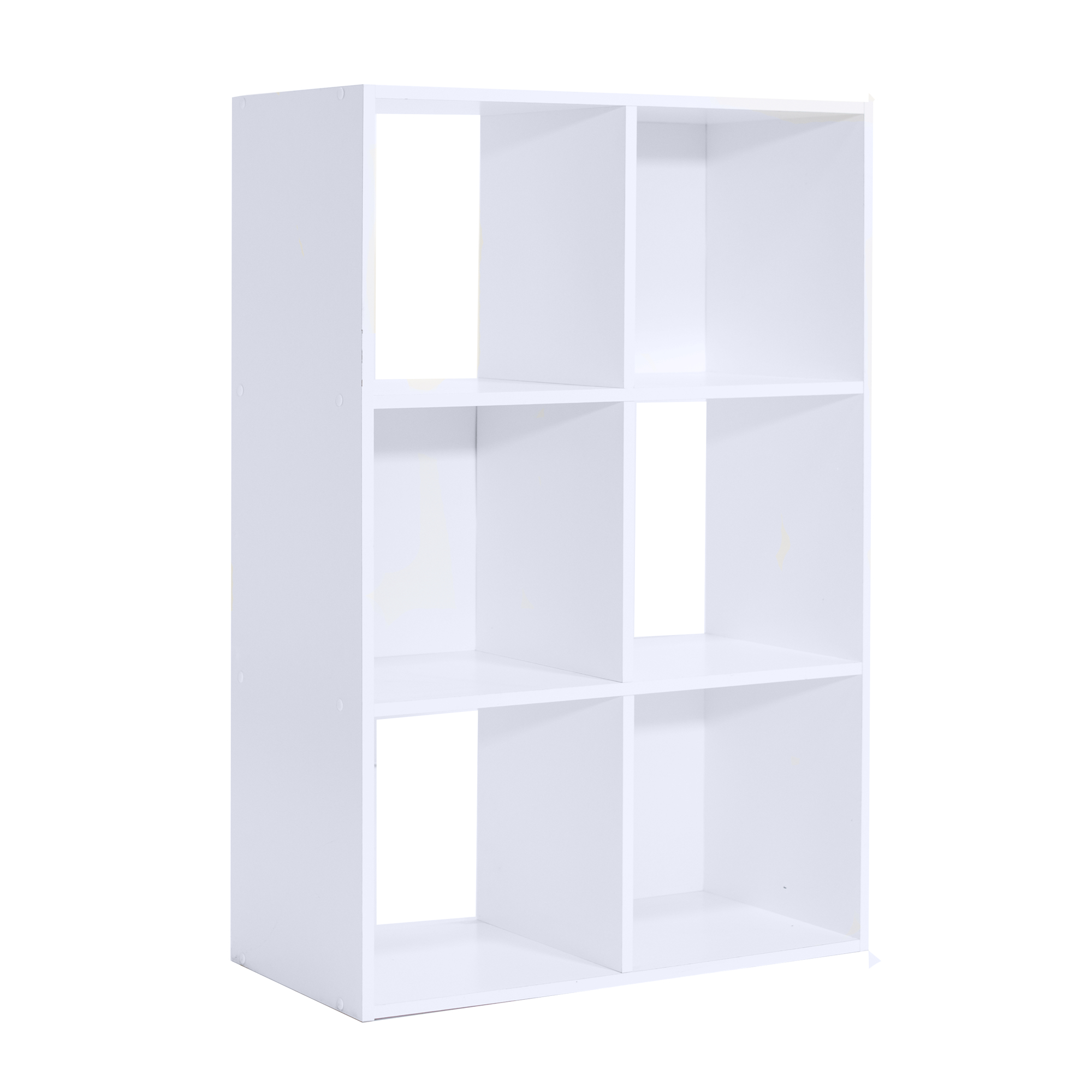 2020 Mainstays 6 Cube Storage Organizer, Multiple Colors Within Cubicals Cube Bookcases (View 9 of 20)