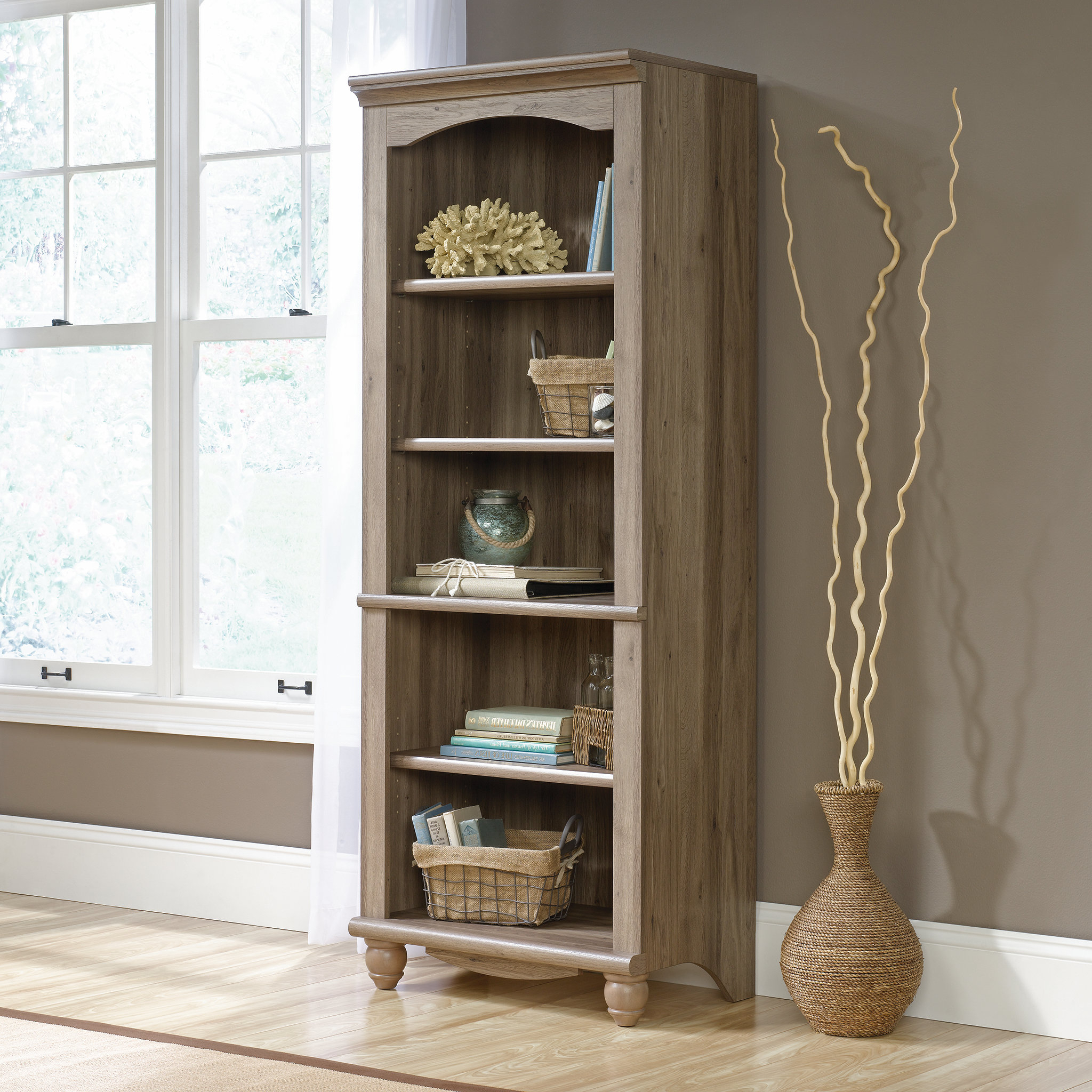 2020 Pinellas Standard Bookcase For Oridatown Standard Bookcases (View 3 of 20)