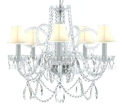 5 Light Crystal Chandelier – Lhhsfang For Well Liked Benedetto 5 Light Crystal Chandeliers (View 25 of 25)