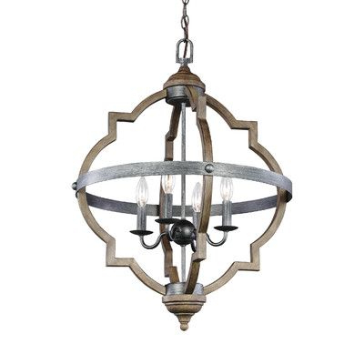 6 Inside Favorite Freeburg 4 Light Lantern Square / Rectangle Pendants (View 16 of 25)