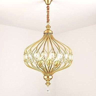 6 Light Globe Chandelier – Luwalcott (View 15 of 25)