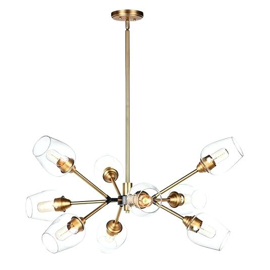 9 Light Chandelier – Doitpro (View 3 of 25)