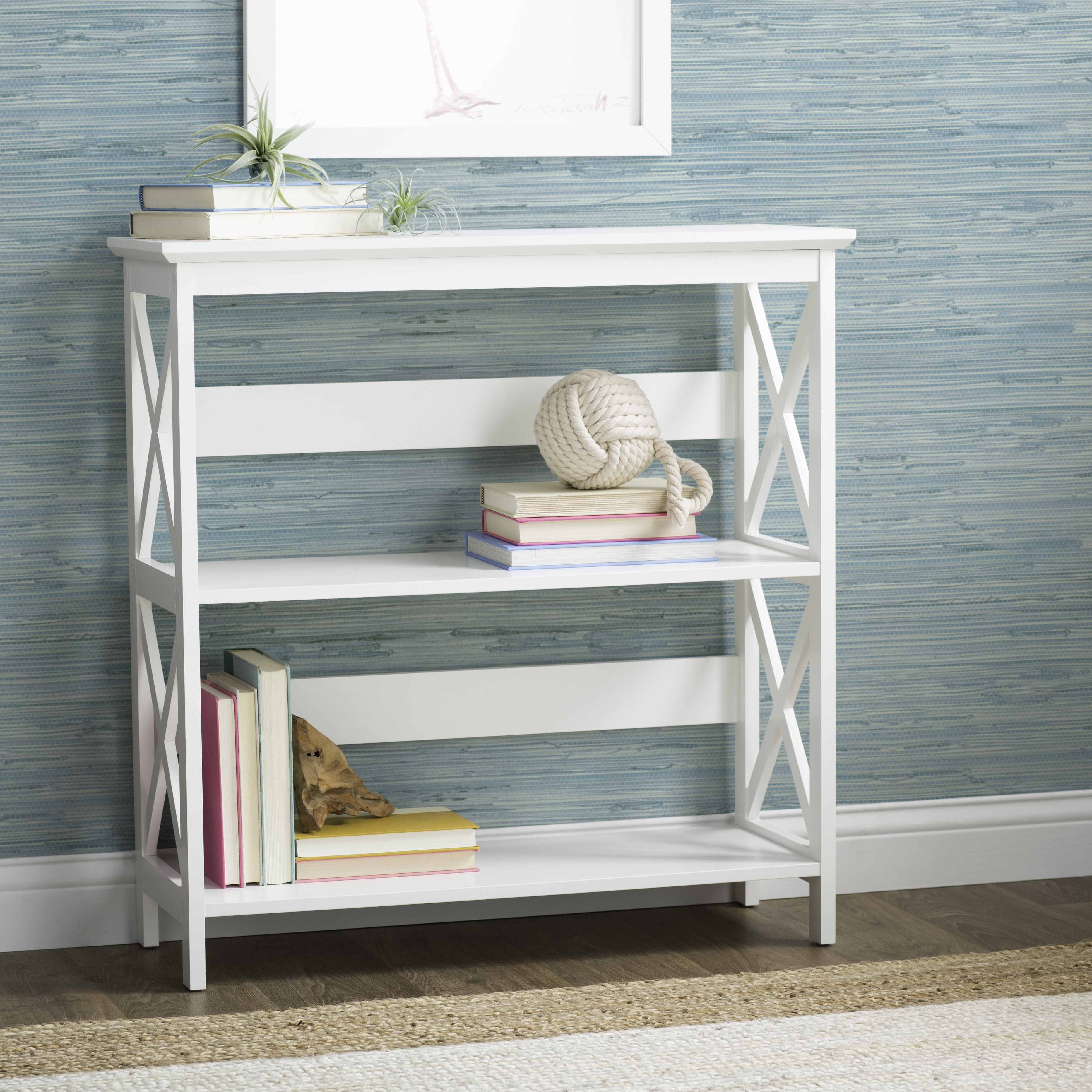 Abbottsmoor Etagere Bookcases For Well Known Stoneford Etagere Bookcase (View 2 of 20)