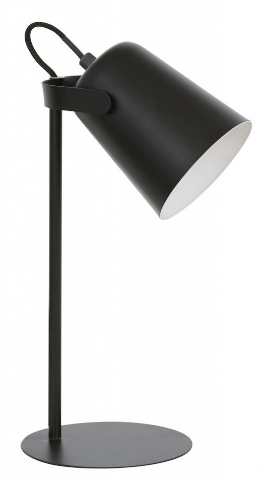 Abode Nolan Table Lamp Black Regarding Favorite Nolan 1 Light Lantern Chandeliers (View 21 of 25)