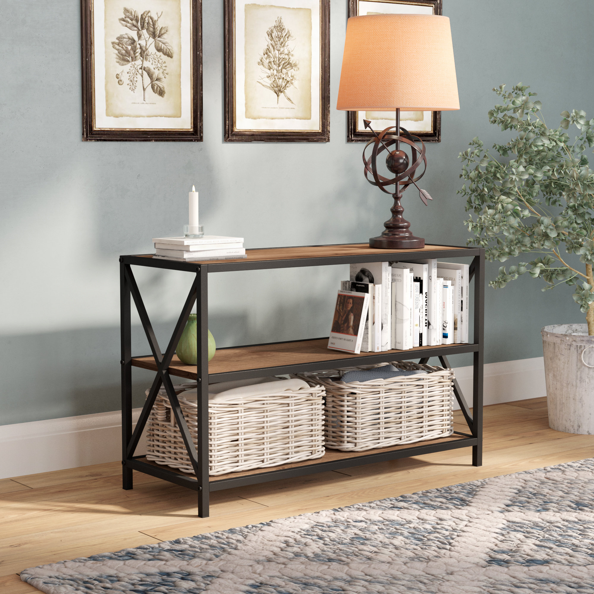 Featured Photo of Adair Etagere Bookcases