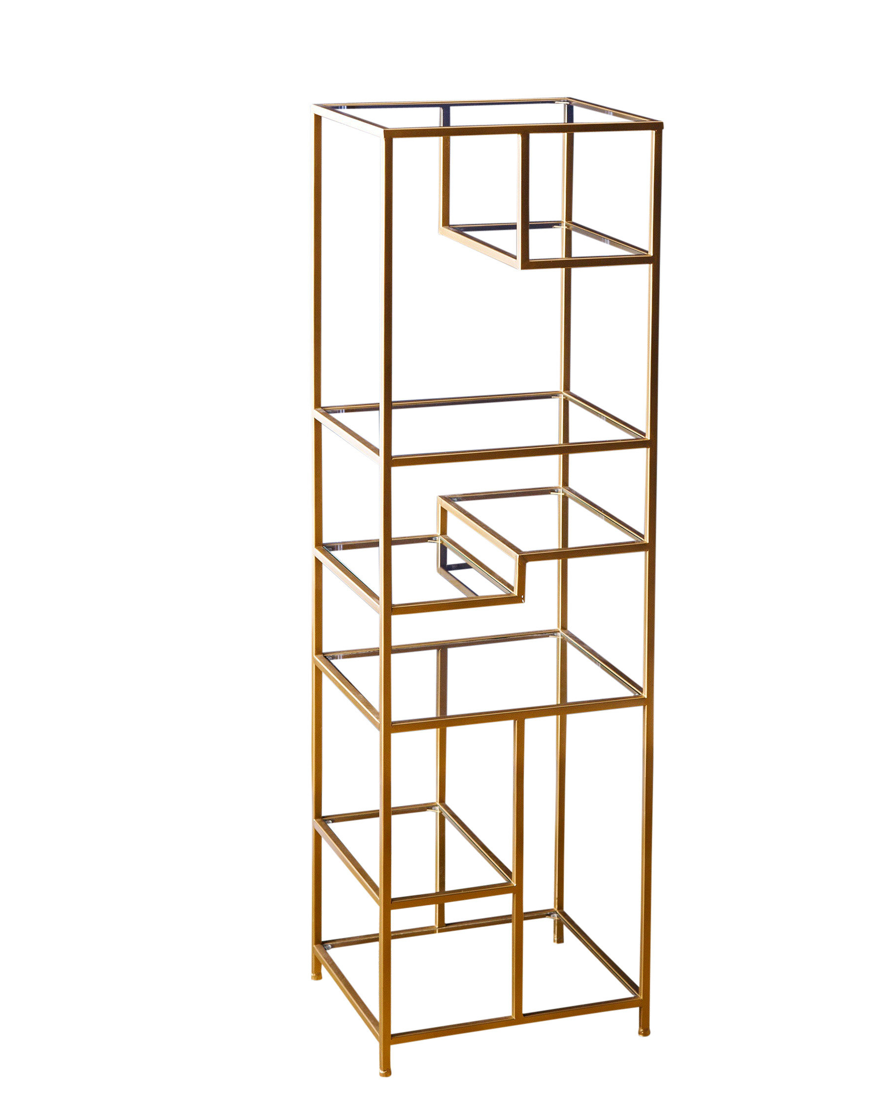 Agatha Etagere Bookcases Throughout 2019 Liviana Etagere Bookcase (Gallery 17 of 20)