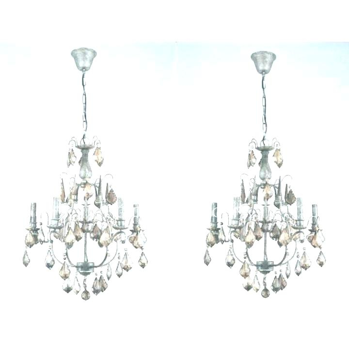 Albano 4 Light Crystal Chandeliers Inside Trendy Crystal Chandelier Replacement Parts – Familyswag (View 20 of 25)