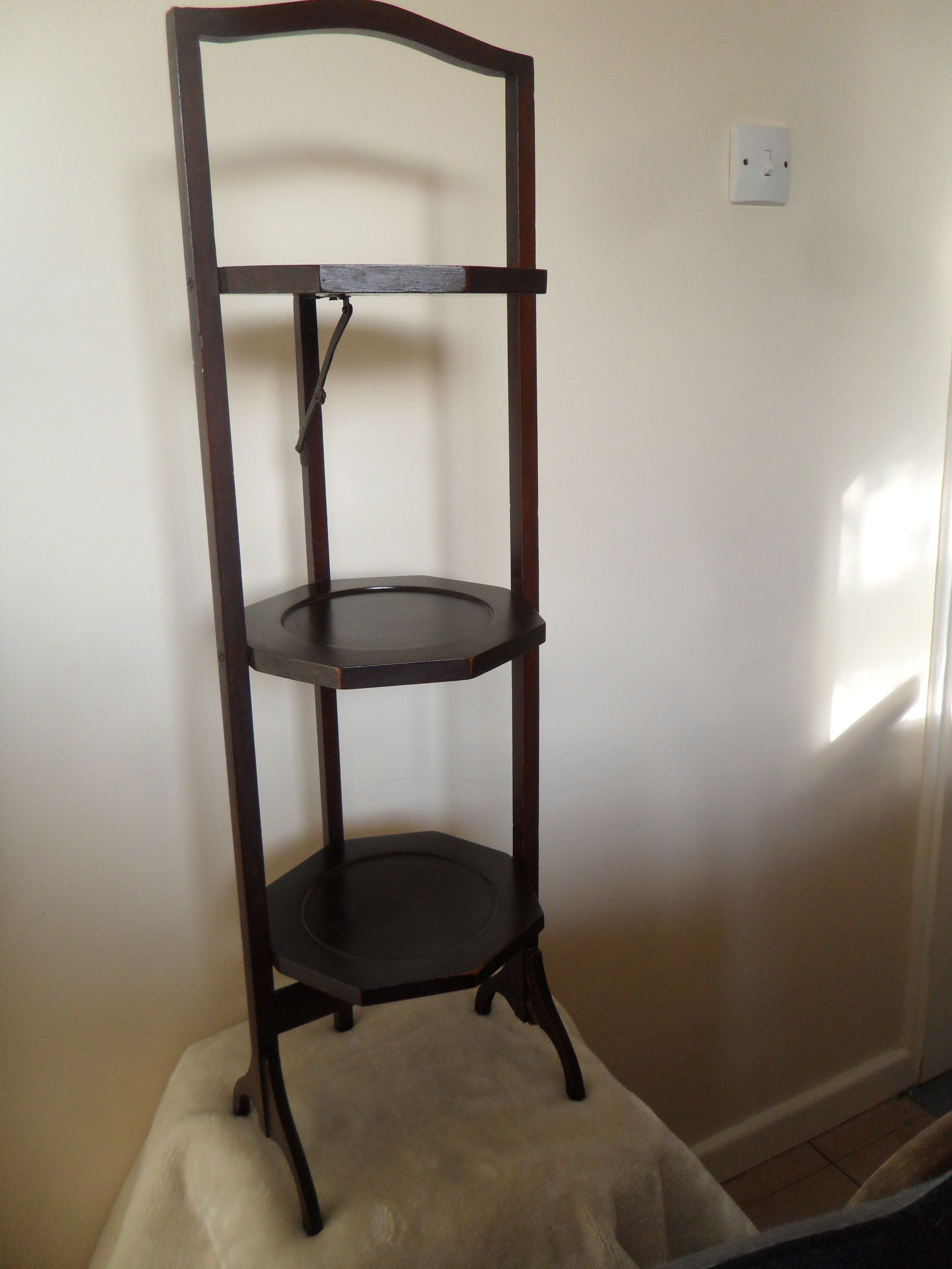 Alfred Ladder Bookcases Intended For Well Known Cake Stand (View 4 of 20)