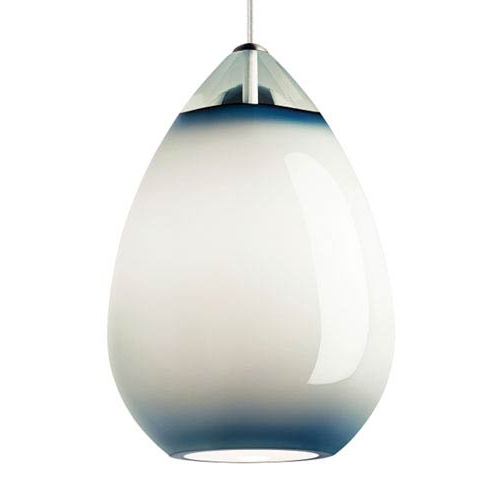 Alina 5 Light Drum Chandeliers For 2017 Tech Lighting Alina Grande Steel Blue One Light Line Voltage Mini Pendant (View 22 of 25)