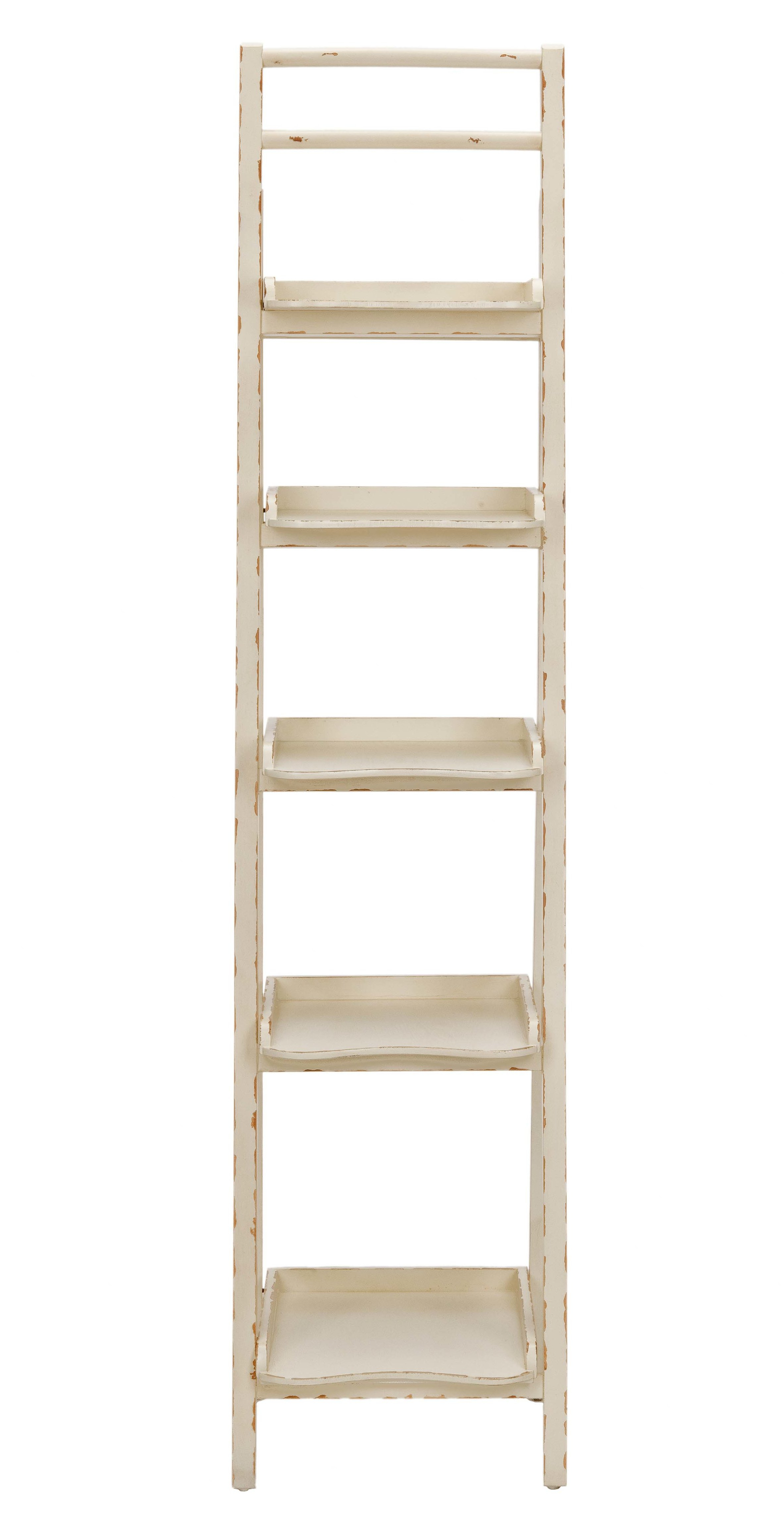 Allmodern In Famous Bordelon Slatted Ladder Bookcases (View 3 of 20)