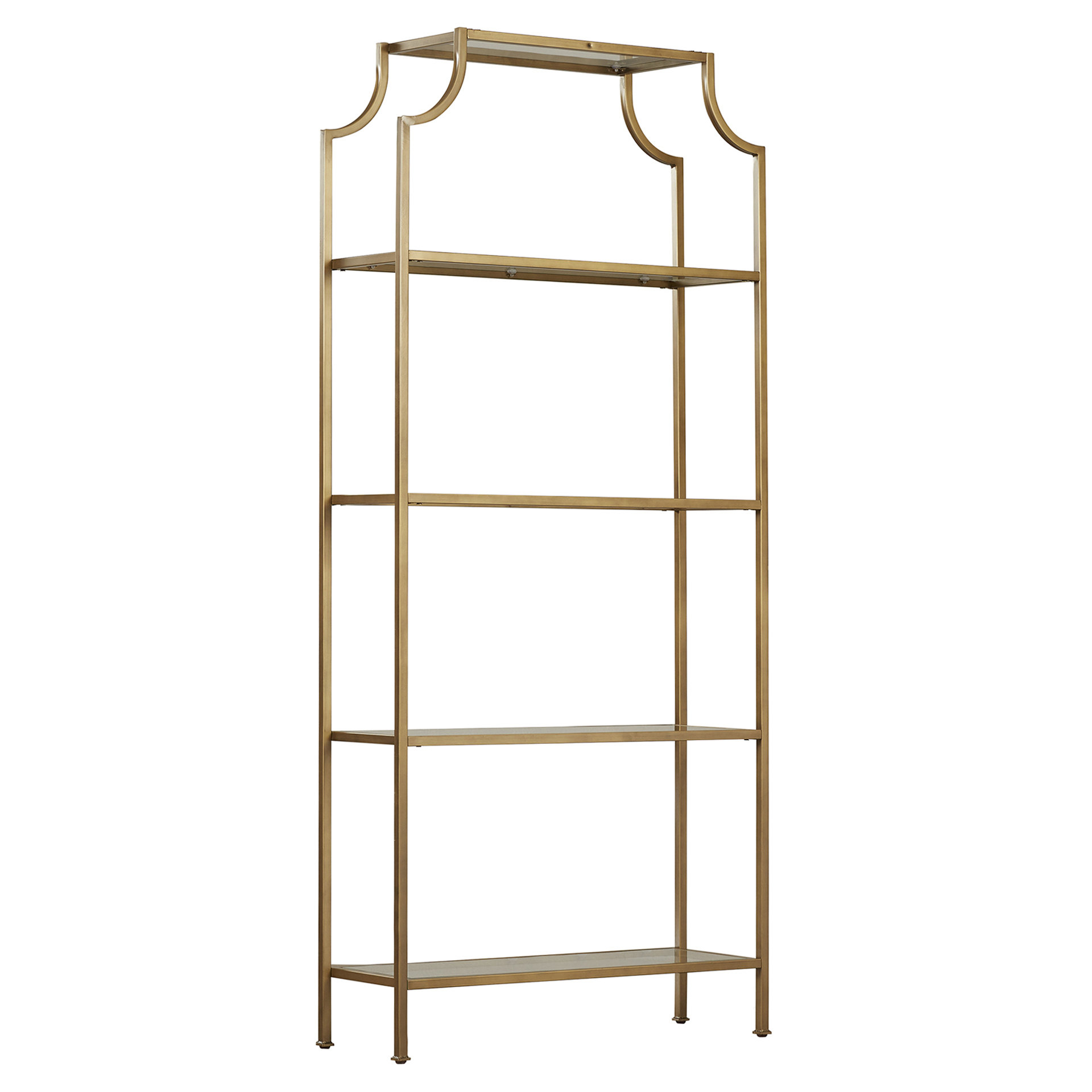 Allmodern Inside Trendy Hitz Etagere Bookcases (View 1 of 20)