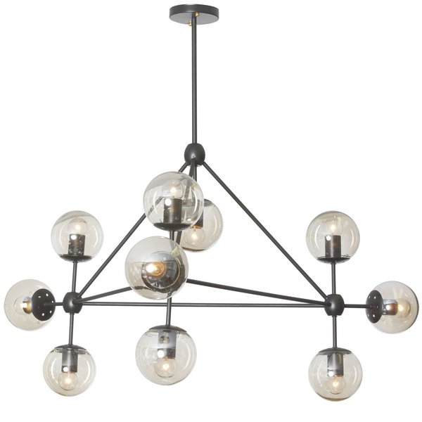 Allmodern Pertaining To Recent Everett 10 Light Sputnik Chandeliers (View 12 of 25)