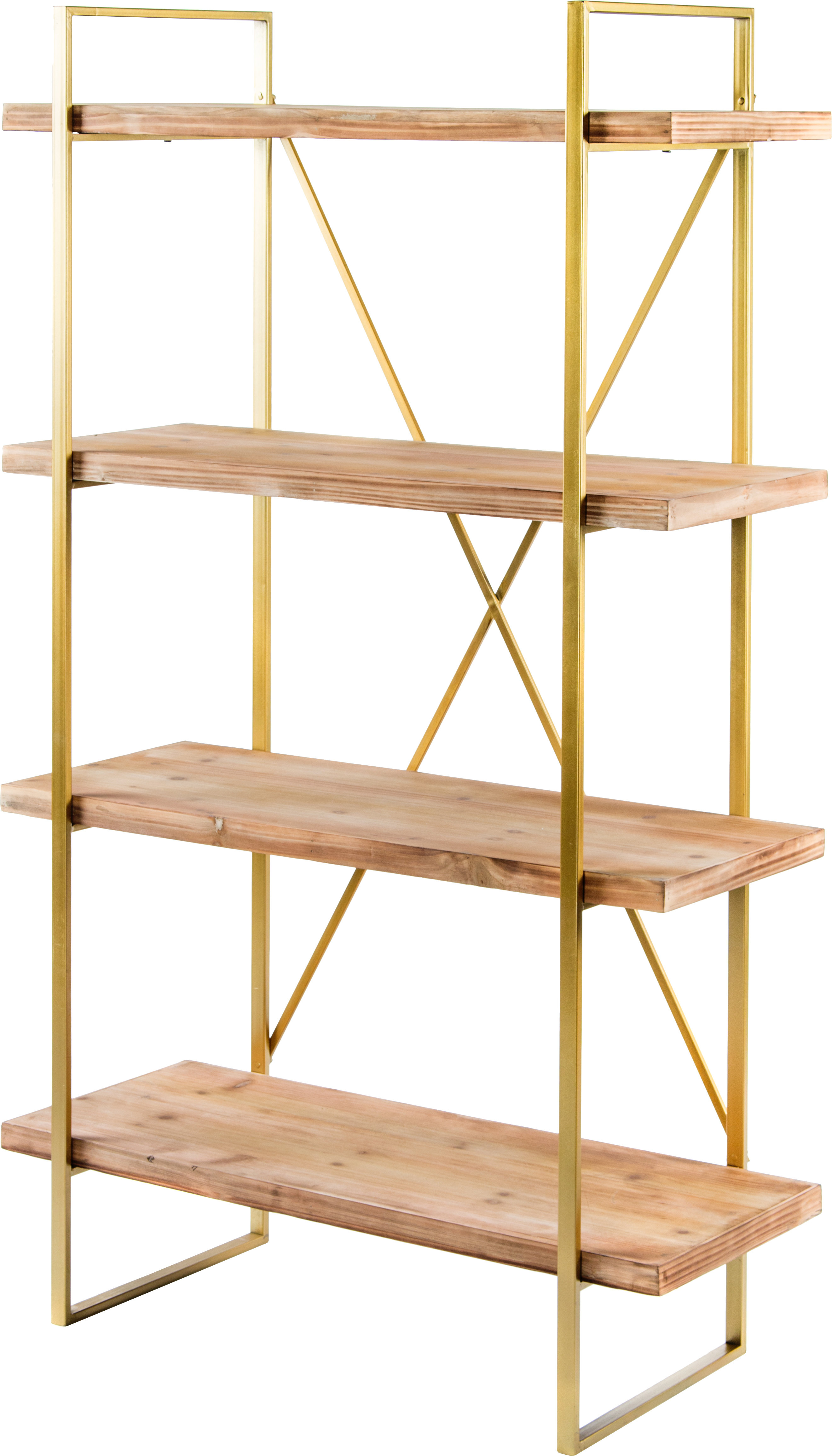 Allmodern With Famous Tinoco Storage Shelf Standard Bookcases (View 13 of 20)