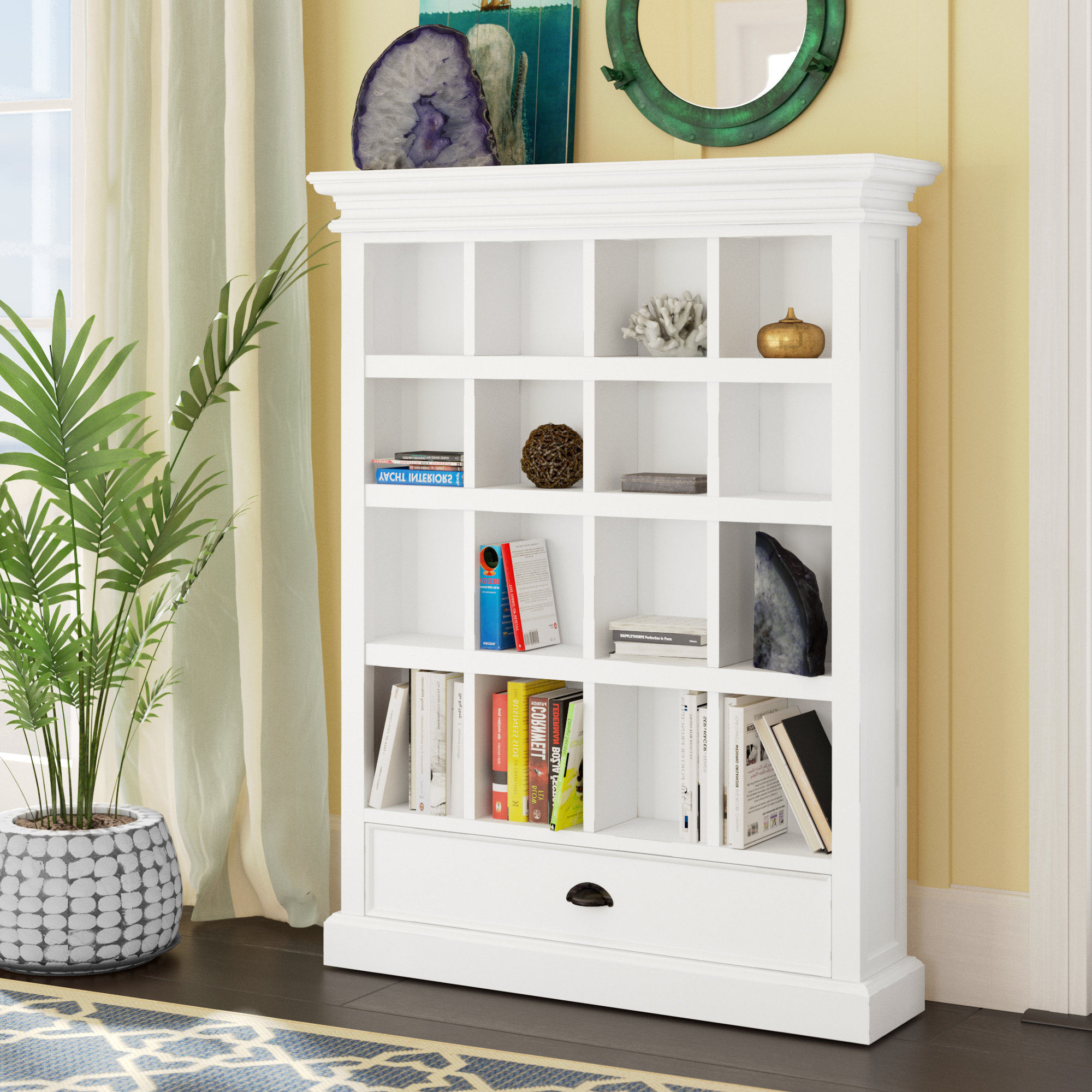 Amityville Cube Unit Bookcase Pertaining To Most Up To Date Karlie Cube Unit Bookcases (View 6 of 20)