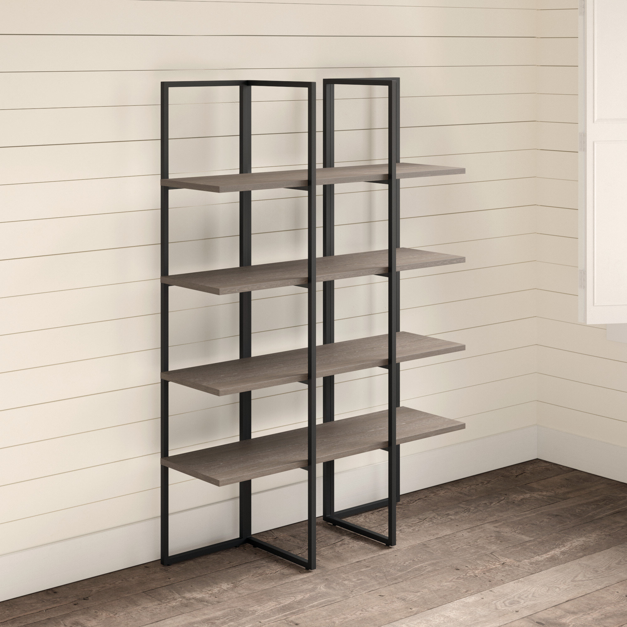Annabesook Etagere Bookcases Inside Best And Newest Keeble Etagere Bookcase (Gallery 7 of 20)