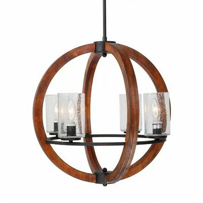 Antique Shipststour Wood Pendant 4 Light Globe Chandelier Intended For Favorite Shipststour 3 Light Globe Chandeliers (Gallery 15 of 25)