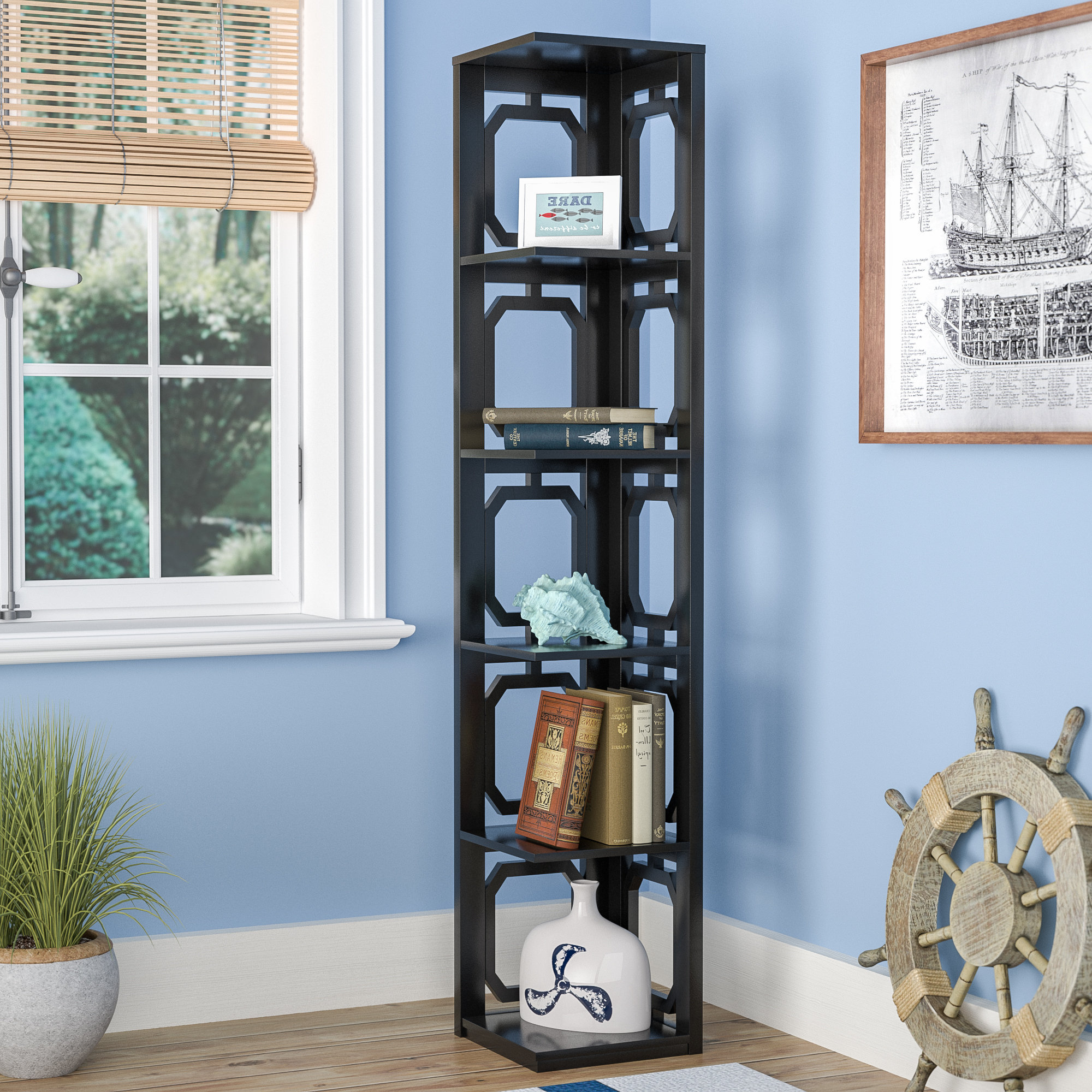 Featured Photo of Ardenvor Corner Bookcases