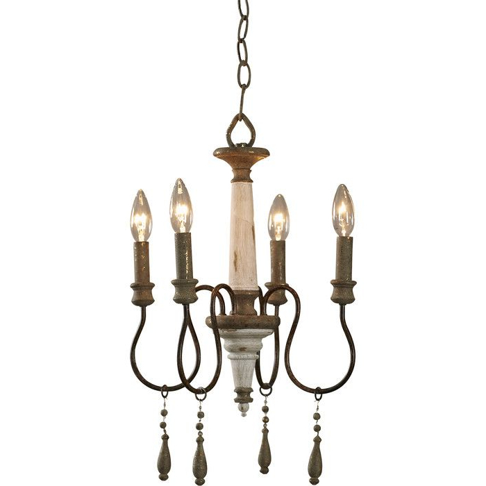 Armande Candle Style Chandelier With Most Popular Armande Candle Style Chandeliers (Gallery 14 of 25)