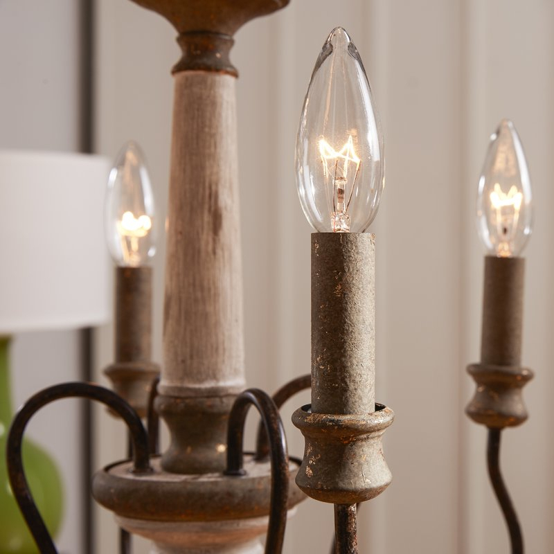 Armande Candle Style Chandelier With Most Popular Armande Candle Style Chandeliers (View 5 of 25)