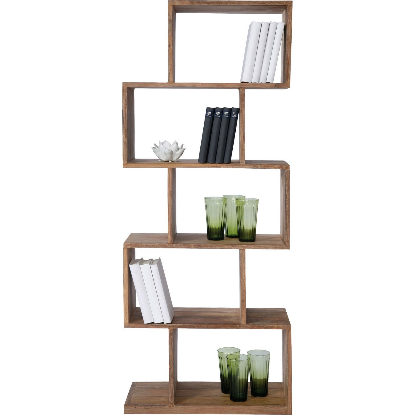 Authentico Regal Zick Zack 150 Throughout Widely Used Zack Standard Bookcases (View 4 of 20)