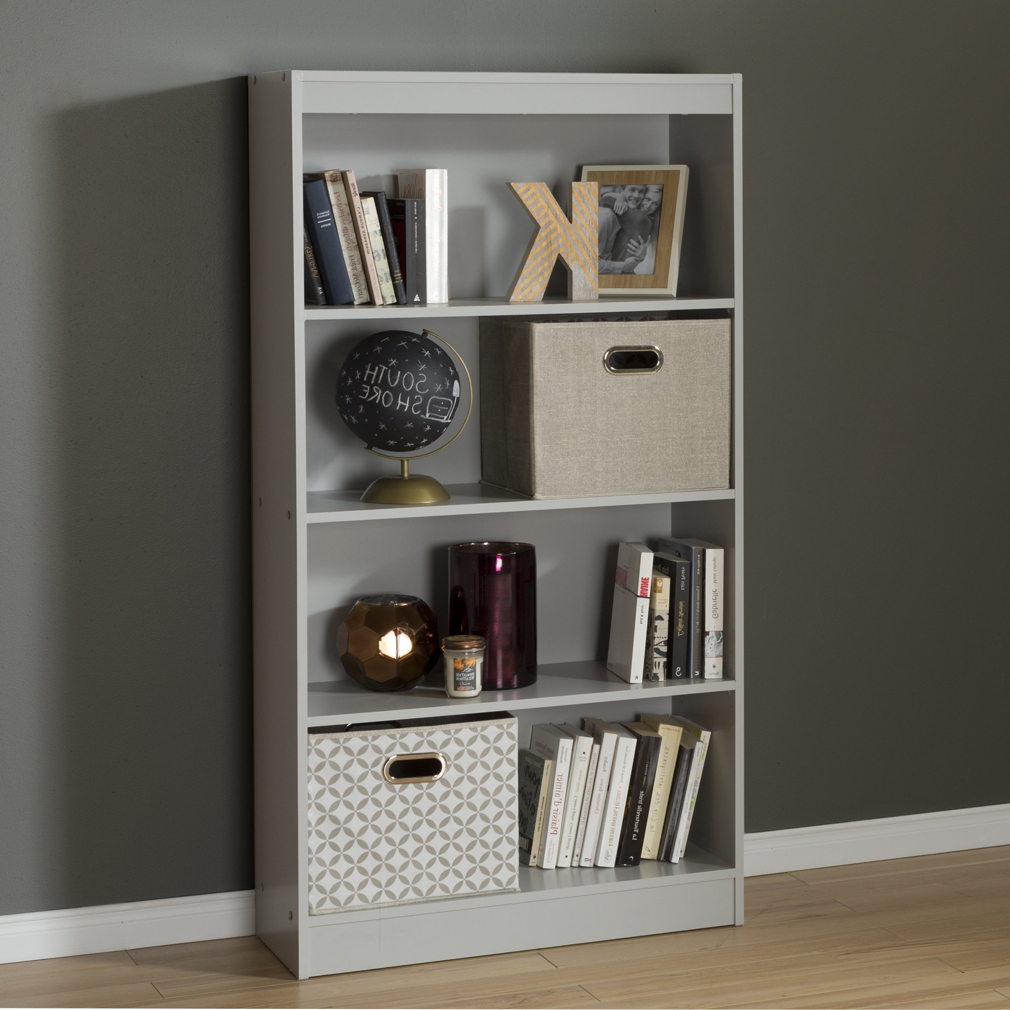 Axess Standard Bookcases With 2019 Axess Standard Bookcase (View 4 of 20)
