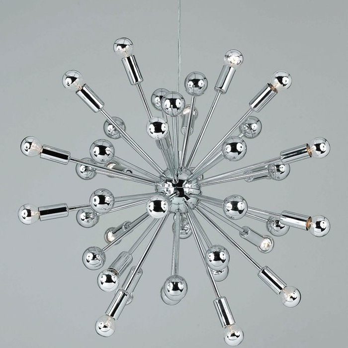 Bacchus 20 Light Chandelier With Regard To Preferred Bacchus 12 Light Sputnik Chandeliers (View 5 of 25)