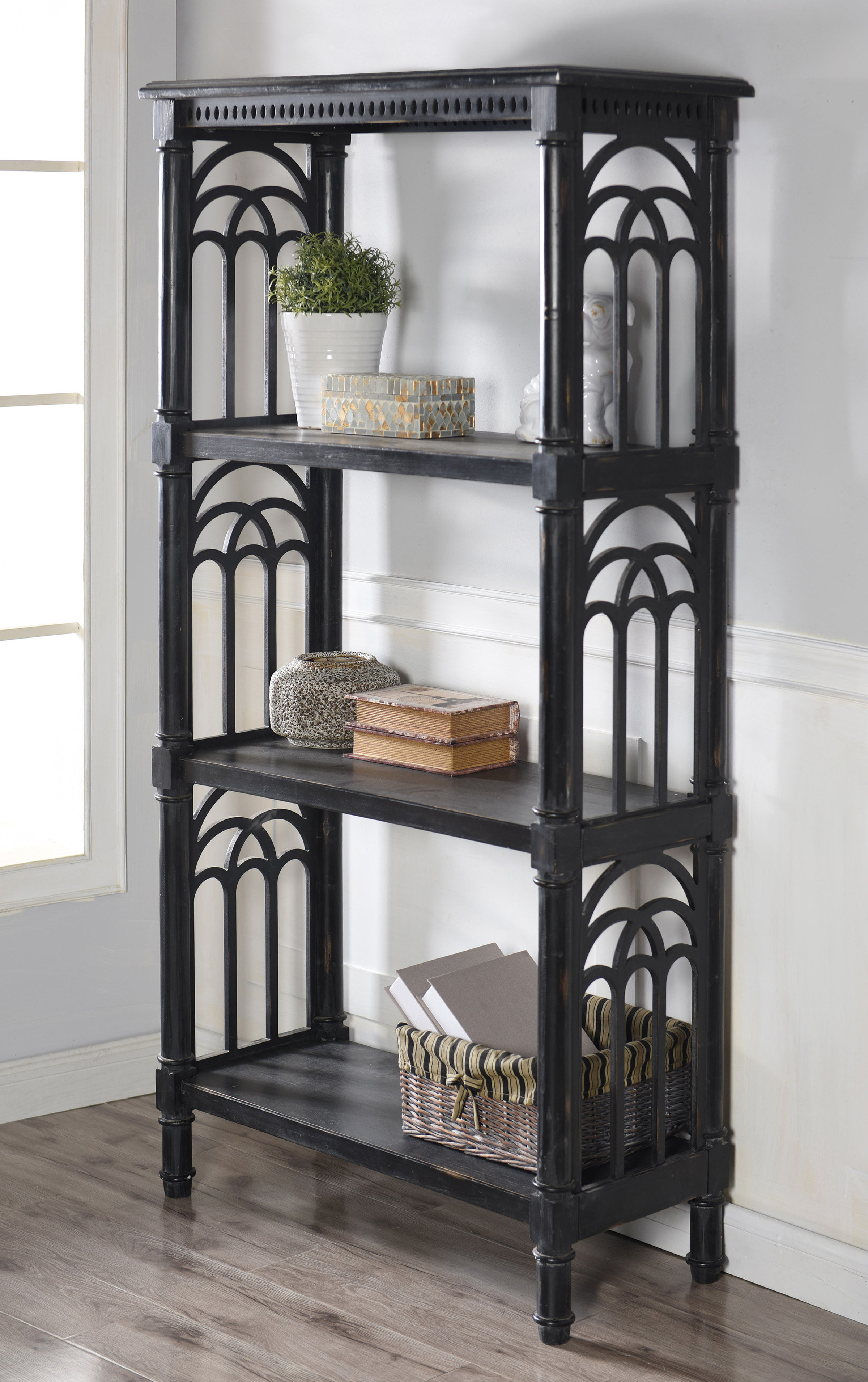 Baguia Etagere Bookcases Within Popular Baguia Etagere Bookcase (Gallery 1 of 20)