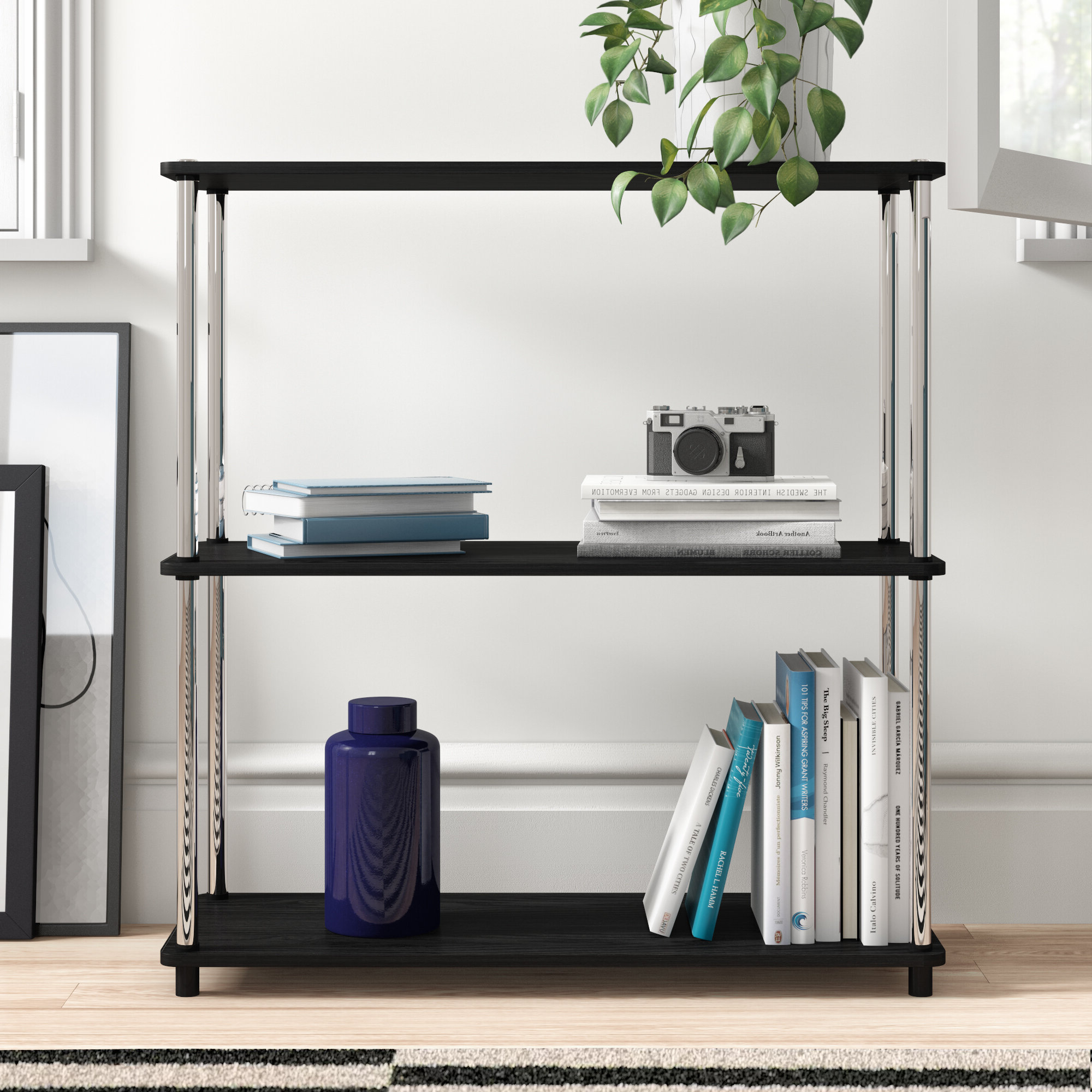 Beckett Etagere Bookcases With Well Liked Donavan Etagere Bookcase (Gallery 18 of 20)