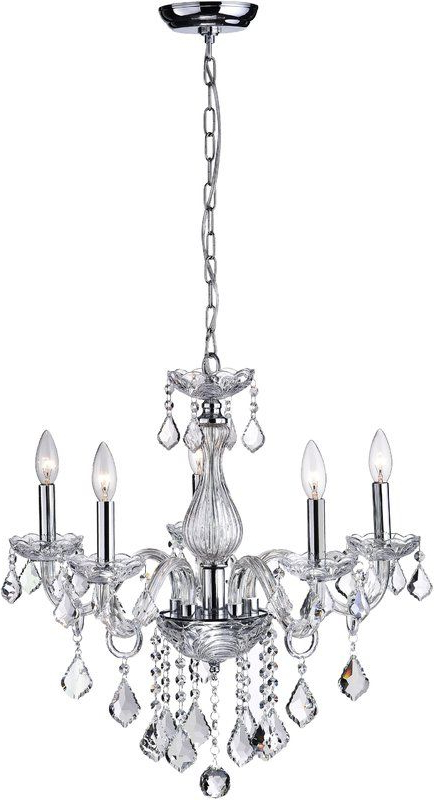 Bedroom Make Within Most Recent Berger 5 Light Candle Style Chandeliers (Gallery 14 of 25)