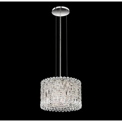 Benedetto 5 Light Crystal Chandelier (View 10 of 25)
