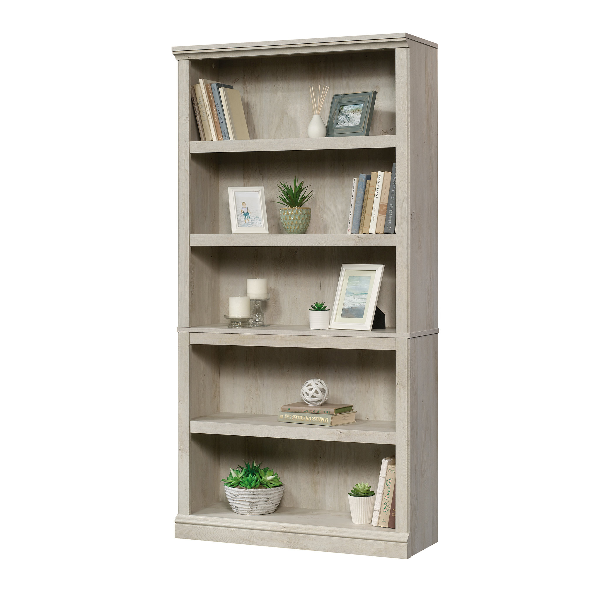 Best And Newest Abigail Standard Bookcase Inside Abigail Standard Bookcases (Gallery 13 of 20)