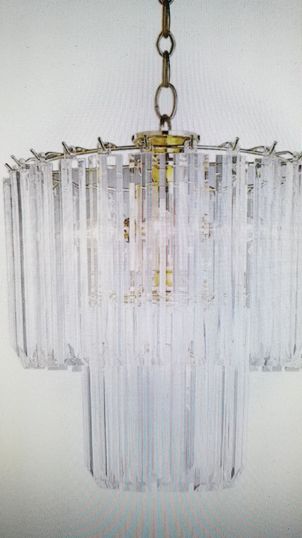 Best And Newest Benedetto 5 Light Crystal Chandelier New For Sale In Opa Locka, Fl – Offerup Regarding Benedetto 5 Light Crystal Chandeliers (View 4 of 25)