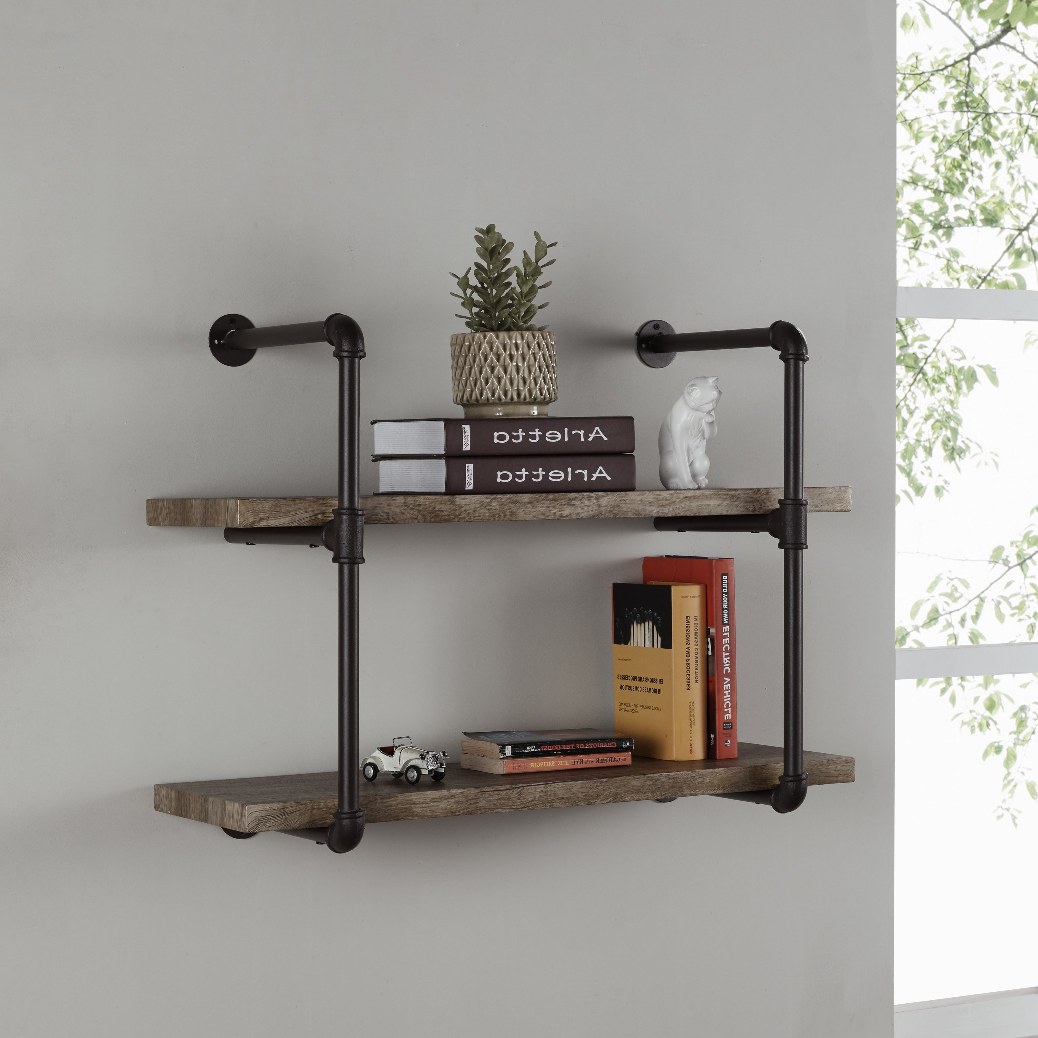 Best And Newest Buy Bookshelves & Bookcases Online At Overstock (View 16 of 20)