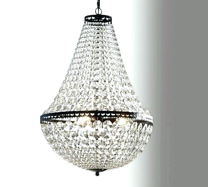 Best And Newest Crystal Chandelier Replacement Parts – Familyswag (View 24 of 25)