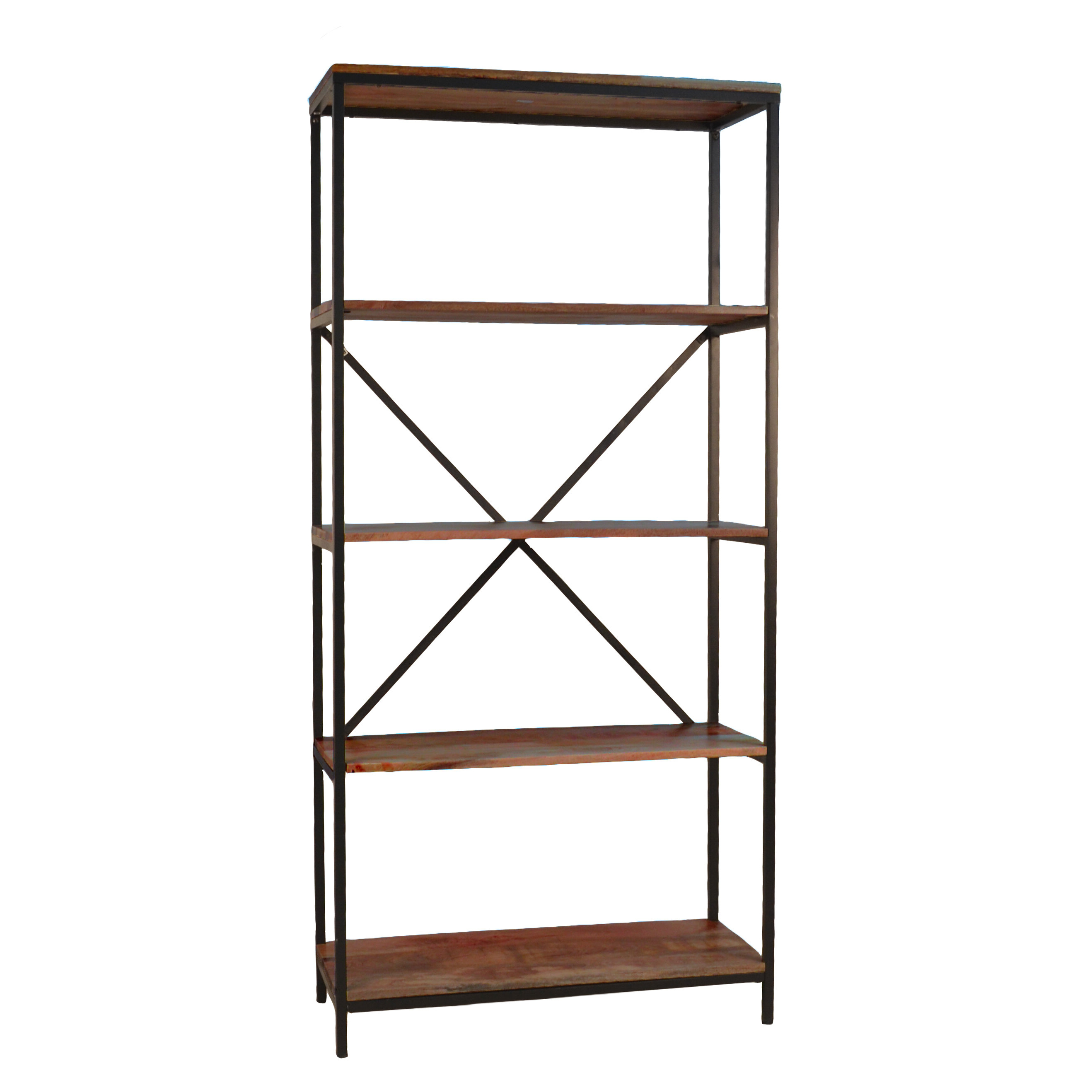 Best And Newest Defranco Etagere Bookcase Within Poynor Etagere Bookcases (View 1 of 20)