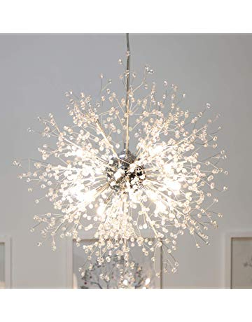 Best And Newest Eladia 6 Light Sputnik Chandeliers Inside Amazon (View 14 of 25)