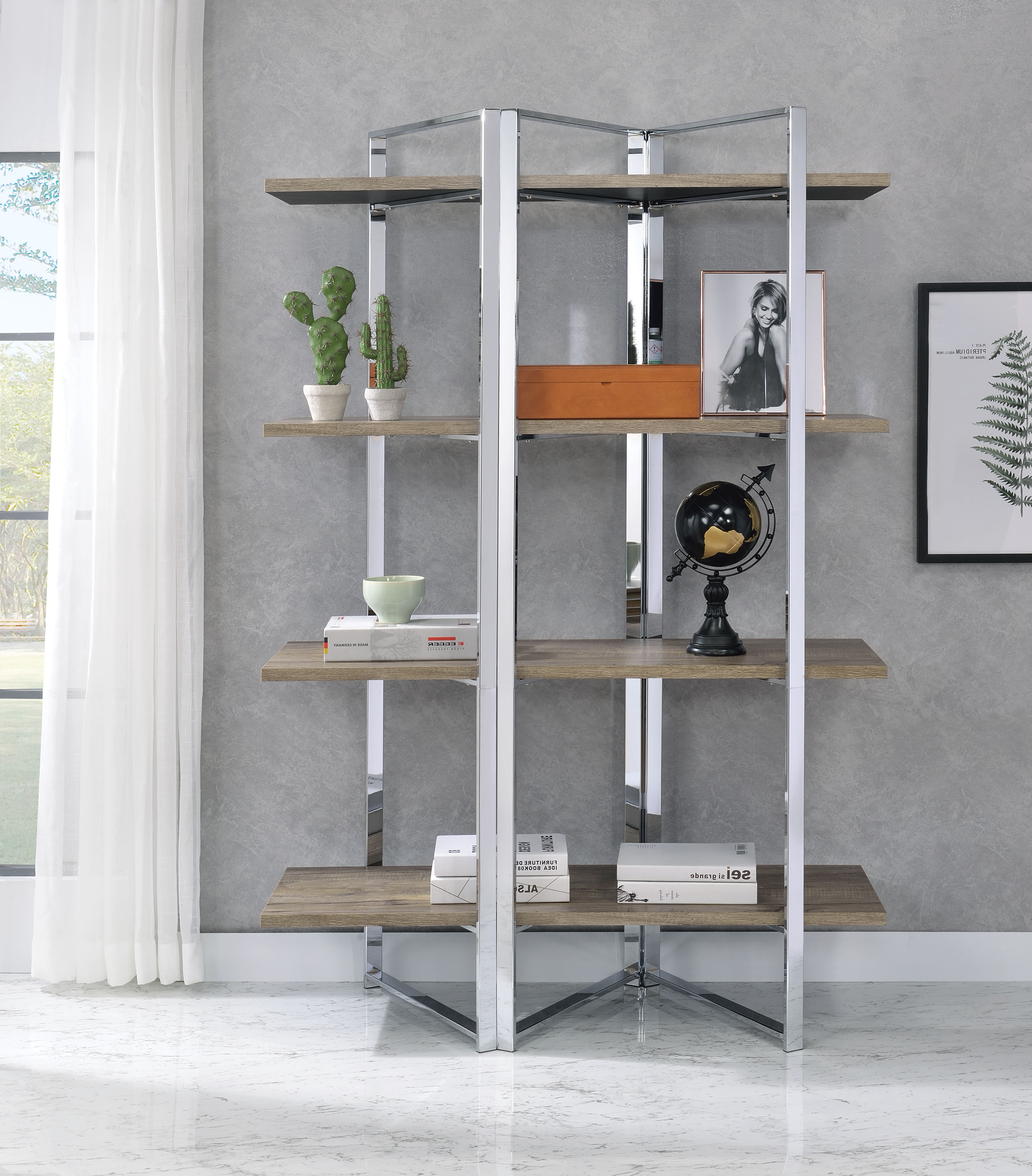 Best And Newest Etagere Wood Bookcases You'll Love In  (View 1 of 20)