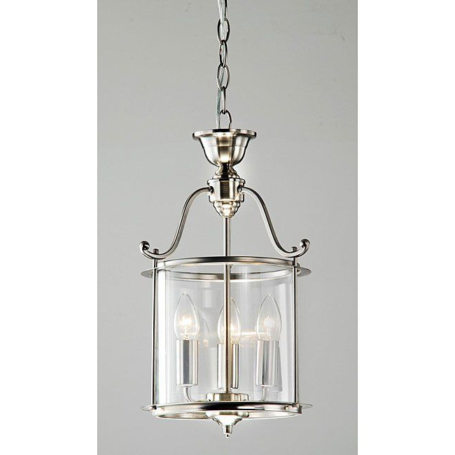Best And Newest La Barge 3 Light Globe Chandeliers With Regard To Labarge Indoor 3 Light Foyer Pendant In 2019 (Gallery 21 of 25)