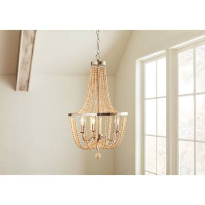 Best And Newest Lyon 3 Light Empire Chandelier & Reviews (Gallery 16 of 25)